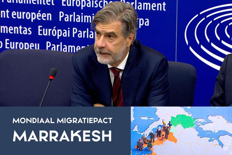 Het Mondiale Migratiepact - Migratie als een mensenrecht